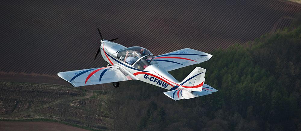 aerial photographer scotland