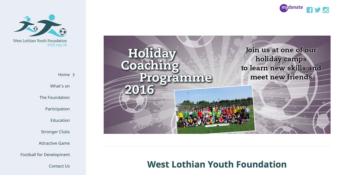 West Lothian Youth Foundation