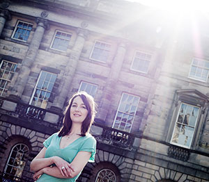 Commercial Portrait in Edinburgh