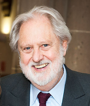 A prestigious visit by Lord David Puttnam to the Eric Liddell Centre in Edinburgh