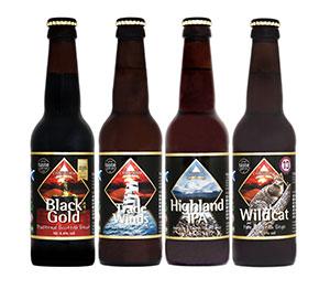 Cairngorm Brewery release new 330 ml bottle range