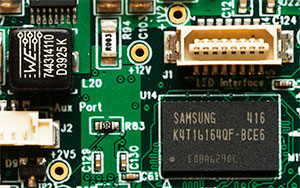Forth DD – Photographs of Circuit Boards