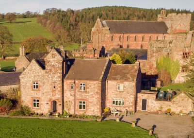 lanercost_aerial1