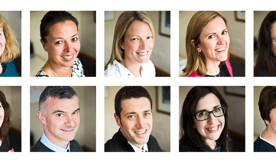 Staff Photographs for Medical Practice in Edinburgh