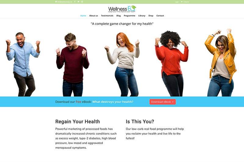 Membership Website – Wellness EQ